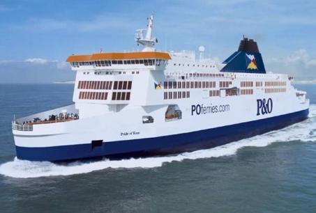 Calais Douvres ferry