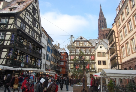 March� de No�l Strasbourg
