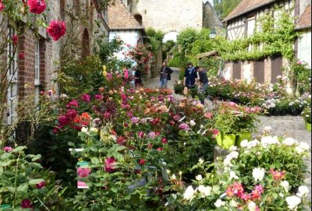 Fete des roses a gerberoy - Fete de la rose gerberoy ...